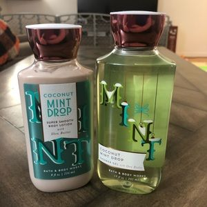 Other - Bath and Body Works Wash and Lotion